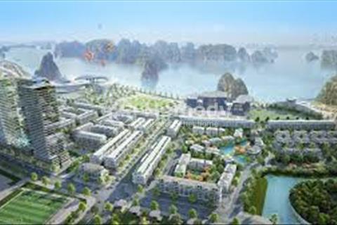 Mon Bay Hạ Long đang ra hàng khu nhà liền kề cao cấp