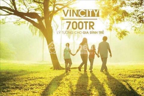 Căn hộ cao cấp VinCity - Vingroup giá rẻ chỉ từ 700tr/căn.
