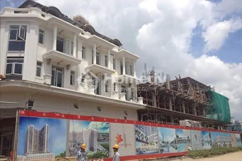 Nhà Phố mới xây mặt tiền Tạ Quang Bửu, Tiện Kinh Doanh.