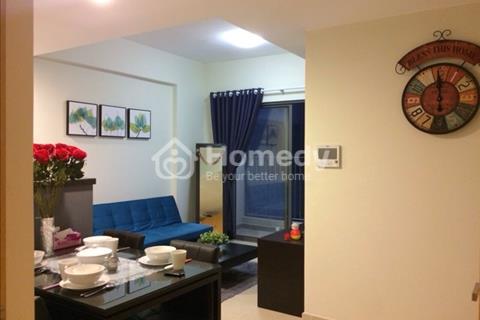 Cho thuê căn hộ cao cấp Masteri tháp T2 tầng cao 62m2 2PN có ban công