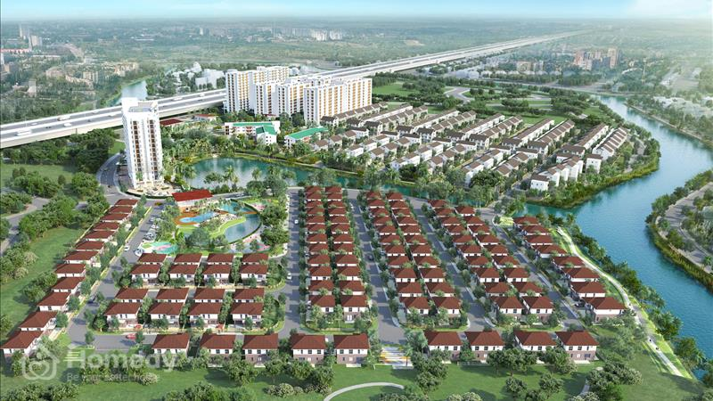 Dự án Khu đô thị Kikyo Residence TP Hồ Chí Minh - ảnh giới thiệu