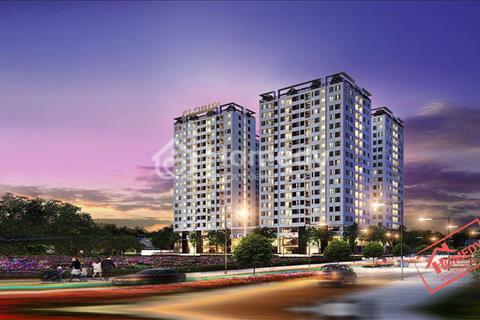Bán căn hộ Florita Đức Khải quận 7, căn 3 phòng ngủ, 79m2, view hồ bơi, giá 2,25 tỷ