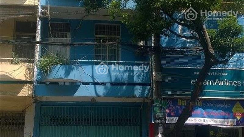 Nhà cho thuê mặt tiền Phổ Quang, p9, PN Dt 4x17m - 1