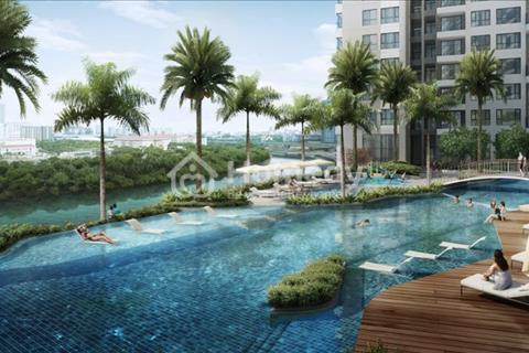 Bán căn hộ Phú Hoàng Anh 129m2, View hồ bơi 2 tỷ 550tr, Tặng nội thất đầy đủ ở liền