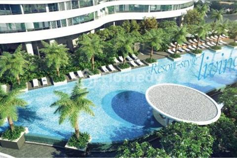 Bán căn 3PN Vinhomes DT 115m2 giá 5.336 tỷ tầng 35 view sông Sài Gòn rất đẹp