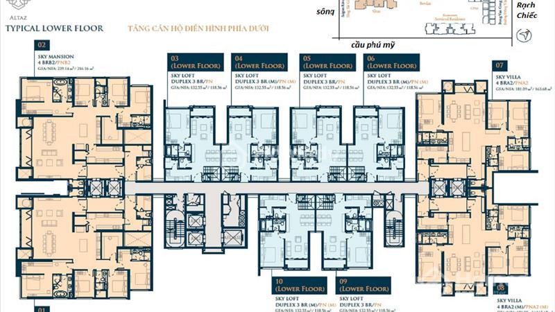 Chính thức mở bán căn hộ 3PN Duplex Felliz En Vista, chiết khấu 7%, tặng nhiều quà cực giá trị - 6