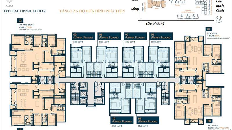 Chính thức mở bán căn hộ 3PN Duplex Felliz En Vista, chiết khấu 7%, tặng nhiều quà cực giá trị - 8