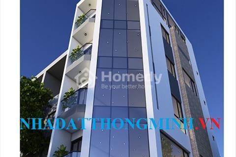 Chính chủ bán nhà liền kề 6 tầng căn góc đường Ngụy Như - Kon Tum, có thang máy. Giá 12,6 tỷ