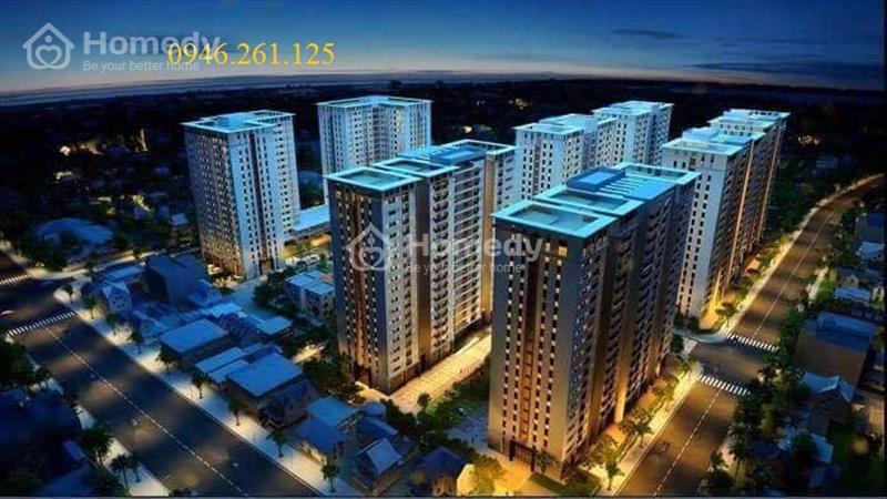 Cần bán gấp căn hộ 941 triệu, 57,7 m2 tòa V3 dự án The Vesta, Phú Lãm Hà Đông - 1