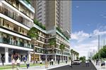 Dự án hứa hẹn sẽ tạo nên một điểm sống hiện đại và chất lượng tại khu vực quận Cầu Giấy.
