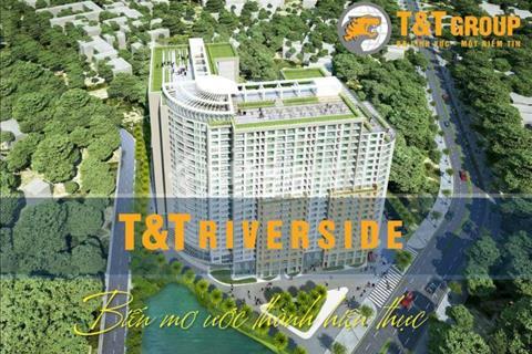 Bán suất ngoại giao đẹt nhất chung cư T&T 440 Vĩnh Hưng giá gốc T&T Land