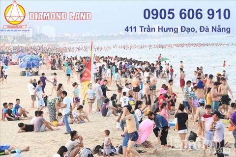 Bán 70m2 đất đường Dương Đình Nghệ, Đà Nẵng hướng Đông Nam, 2,8 tỷ