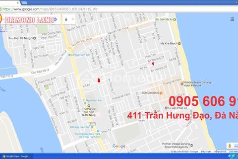 Bán đất đẹp đường Đỗ Bá, Đà Nẵng 7 x 23 m, khu sầm uất khách sạn