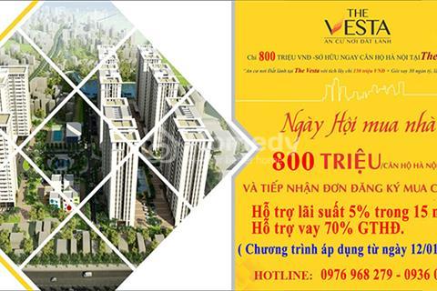 Nhà ở xã hội Phú Lãm, hỗ trợ gói vay LS 5%/ năm trong 15 năm, hỗ trợ vay 70% giá trị hợp đồng