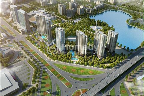 Sở hữu căn hộ 95 m2 Vinhomes Trần Duy Hưng nhận li xì xuân 2017