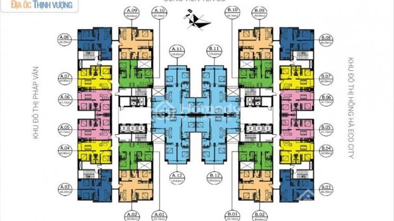 Mở bán Tứ Hiệp Plaza - tặng ngay 3 chỉ vàng khi mua căn 2 phòng ngủ. - 1