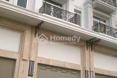 Cho thuê nhà mới MT Trần Thị Nghĩ, p.7, Gò Vấp DT 10x20m