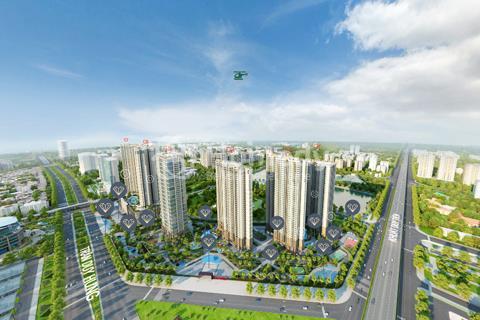Những dự án chung cư bình dân đáng mua nhất tại Quận Hoàng Mai
