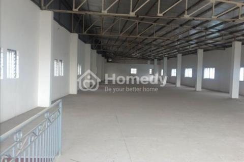 Kho xưởng mới xây cho thuê trên Lũy Bán Bích (650m2, giá liên hệ)