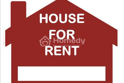 Cho thuê nhà mặt tiền ngay quốc lộ, khu sầm uất đường Phan Văn Hớn, quận 12