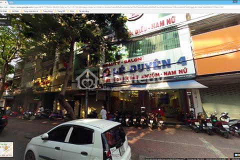 Bán mặt tiền 78-80 Trương Định quận 1 giá 82 tỷ gần chợ Bến Thành