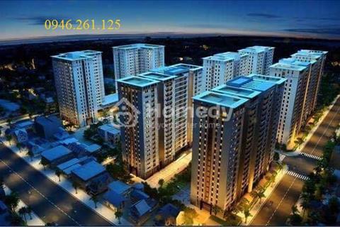 Bán căn 03 phòng ngủ, 02 vệ sinh căn số 01 tầng 10 tòa nhà V3 Prime, Hà Đông
