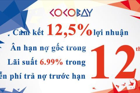 Bán Boutique hotel tại tổ hợp Du lịch giải trí Cocobay Đà Nẵng (khách sạn trên tuyến đi bộ)