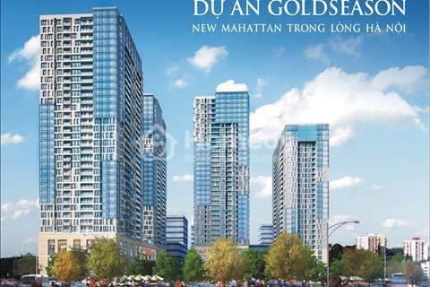 Chung cư cao cấp Gold Season -New Manhattan trong lòng Hà Nội
