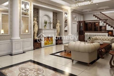 Nhà mặt tiền Nguyễn Trọng Tuyển quận Phú Nhuận: 9x19, trệt, 3 lầu, giá 22,8 tỷ