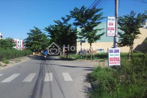 Bán nhanh  lô đất 2 mặt tiền đường Võ Văn Đồng và Phan Đình Thông