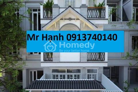 Nhà cho thuê trên đường Sư Vạn Hạnh, quận 10 (DT: 6.5x15m, giá 3000$)