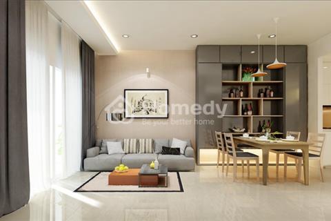 Bán gấp căn hộ Tôn Thất Thuyết Q.4, DT 35m2, 1 phòng ngủ