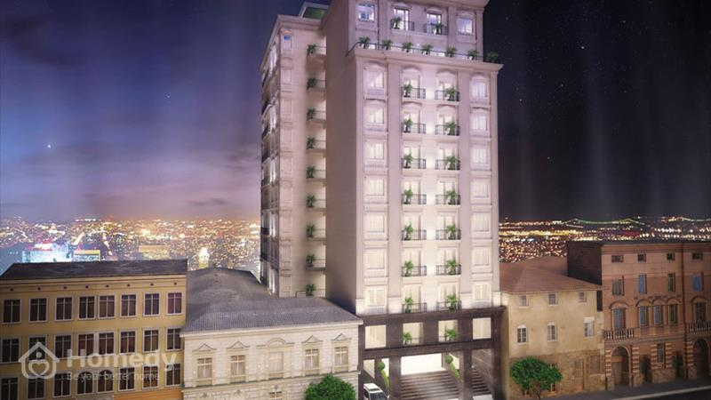 Dự án 84 Thợ Nhuộm - Hanoi Apartment Center Hà Nội - ảnh giới thiệu