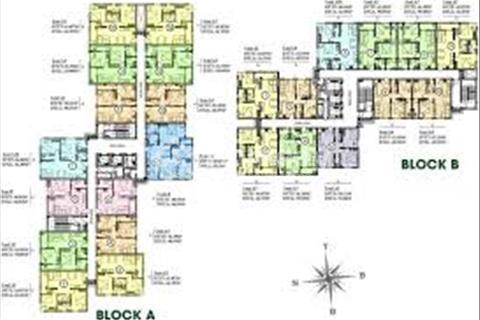 Căn hộ liền kề Quận 2 ngay đường Liên Phường , Đỗ Xuân Hợp quận 9 839tr/ căn