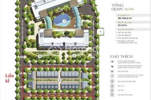 Biệt Thự Liền Kề 378 Minh Khai Giá Chỉ Từ 9,6 tỷ /căn, diện tích 75 m2
