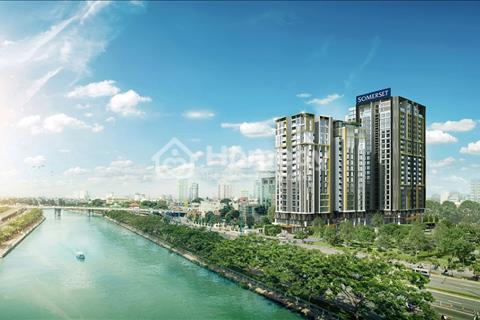 Khu căn hộ D1 Mension ( VRG River View)