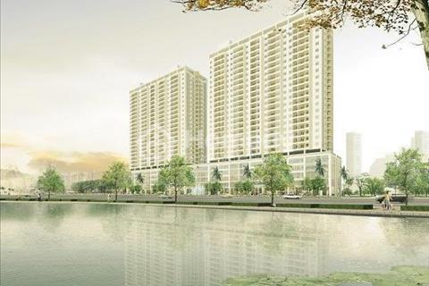 Bán chung cư C37 Bộ Công An, Diện tích: 95 m2, ban công Đông Nam, giá 24 triệu/ m2
