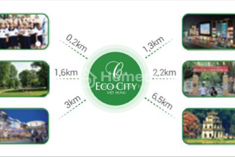 Tại CT21B – Khu Đô Thị Việt Hưng- Eco City Sở hữu hệ thống căn hộ cao cấp đạt tiêu chuẩn quốc tế