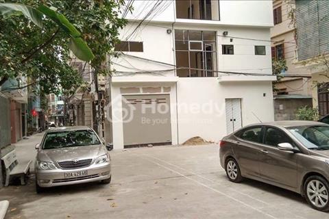 Nhà 5 tầng đường Nguyễn Ngọc Nại, nhà phân lô, ô tô đỗ cửa. Diện tích 48 m2 - mt 3,7m. Giá 5,5 tỷ.