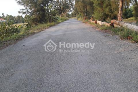 Cho thuê đất thổ cư 67m*40m mặt tiền đường Lương Ngang - Bình Chánh TPHCM