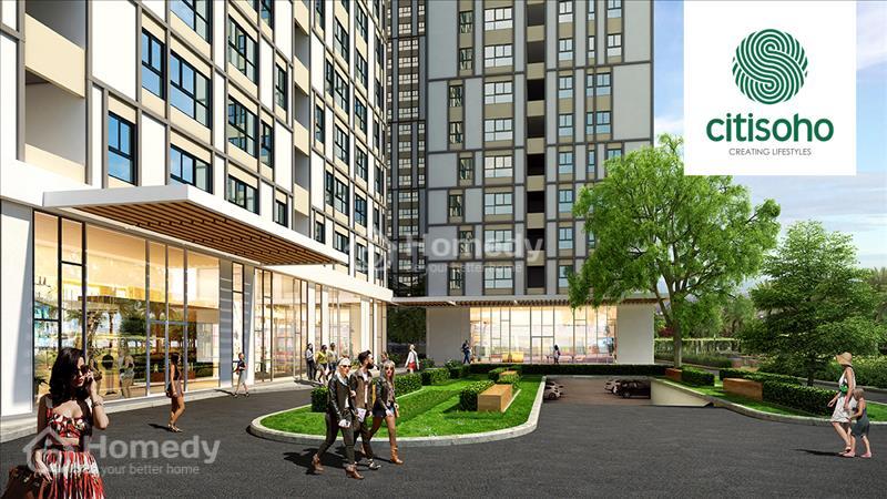 Citisoho – Không gian sống xanh lý tưởng với giá cực tốt, chỉ 990 triệu/căn!!! - 1