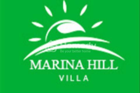 Khu biệt thự nghỉ dưỡng Marina Hill