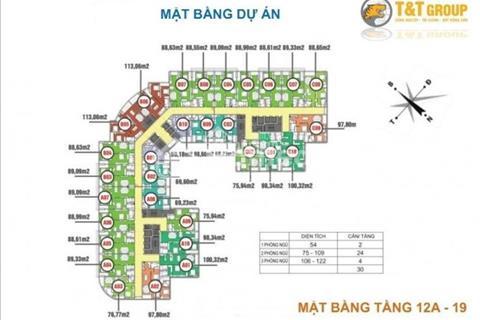 T&T 440 Vĩnh Hưng vị trí vàng - cửa ngõ Phía Nam thủ đô Hà Nội, nhận đặt chỗ căn hộ đẹp