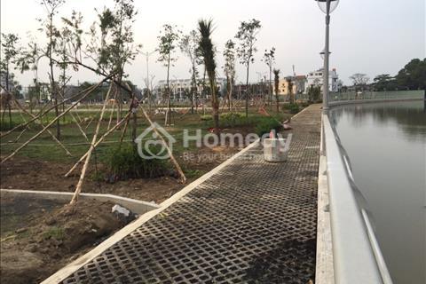 CĐT Sacomreal mở bán 39 lô biệt thự song lập khu kép kín ven sông cạnh khu Nam Long quận 7