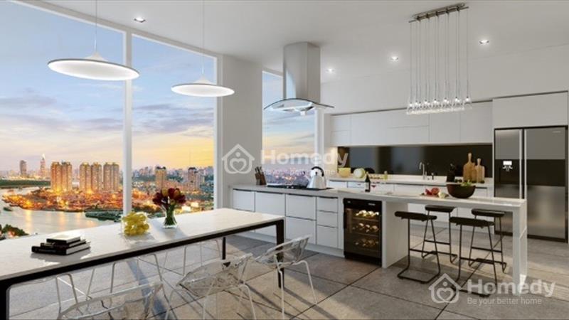 Cho thuê căn hộ cao cấp Masteri Thảo Điền, Quận 2, 50 m2, giá từ 9 triệu - 13 triệu/tháng - 1