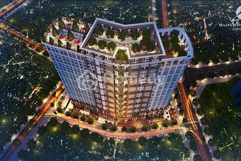 Chung cư Sunshine Palace liền kề Times City giá 25 triệu/ m2