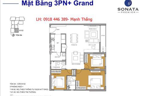 Bán gấp căn hộ chung cư Seasons Avenue- Capitaland, KĐT Mỗ Lao, Hà Đông, Hà Nội