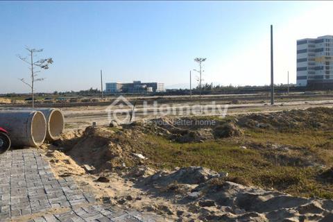 Cần bán nhanh 2 lô đất biển ngay canh FPT Complex