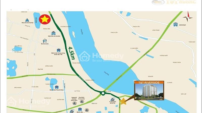Chung cư view Sông Hồng giá chỉ từ 19 triệu/ m2 - Nhận nhà ở ngay. - 6