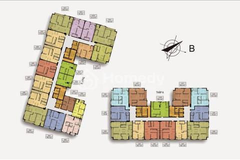 Hateco Hoàng Mai nhận nhà ở ngay chỉ với 30% GTCH, chiết khấu 79 triệu. Giá 18 triệu/ m2 - ls 3,99%